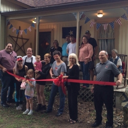 Texas Gothic Ribbon Cutting #2