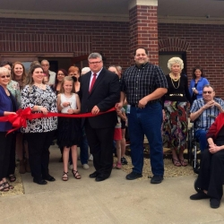 Jones Funeral Services Ribbon Cutting