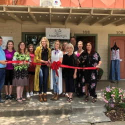 twoforty4 – ribbon cutting