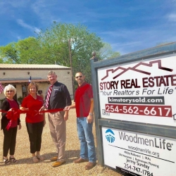 Woodmen Life Ribbon Cutting