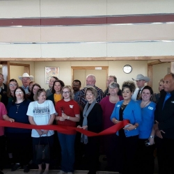Gibbs Ribbon Cutting – Temporary Location – October 2019