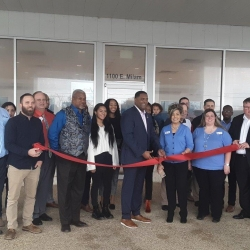 Mike Terry Austo Group Ribbon Cutting – Nov. 2019